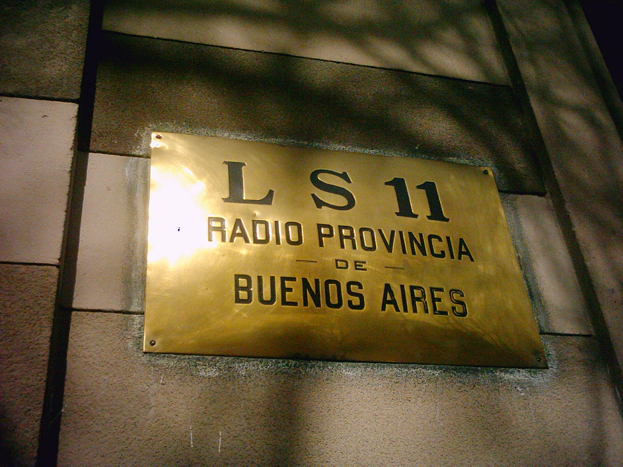 FOTOGRAFIAS-LS11 RADIO PROVINCIAS DE BUENOS AIRES